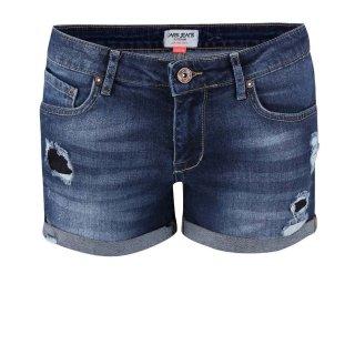 fc18fdf4524 Tmavě modré trhané džínové kraťasy – Cars Sara